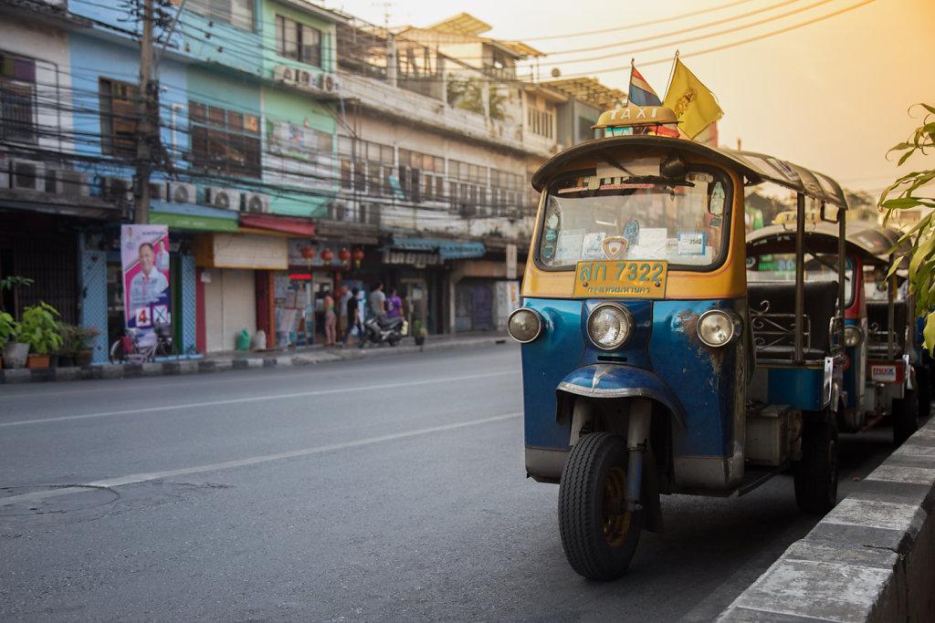 Tuc Tuc in Bangkok